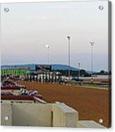 Hollywood Casino At Charles Town Races - 12127 Acrylic Print