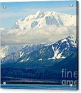 Hubbard Glacier Alaska Acrylic Print