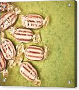 Humbug Sweets  Acrylic Print by Tom Gowanlock