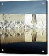 Iceberg Ross Sea Antarctica Acrylic Print