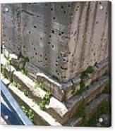 Istanbul Obelisk Acrylic Print