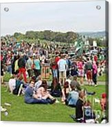 Jack In The Green Festival 2014 Acrylic Print