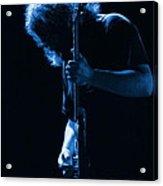 Jerry Blue Sillow Acrylic Print