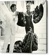 Josephine Baker Acrylic Print