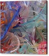 Jungle Bird Acrylic Print