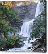 Kaaterskill Falls Square Acrylic Print