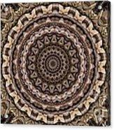 Kaleidoscope 49 Acrylic Print