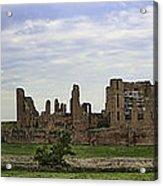 Kenilworth Castle Panorama Acrylic Print