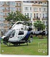 Kent Air Ambulance Acrylic Print