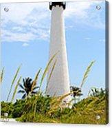 Key Biscayne Lighthouse Acrylic Print