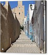 Khalaf Al-fata Lighthouse Acrylic Print