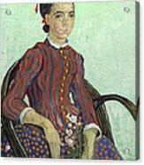 La Mousme Acrylic Print