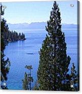 Lake Tahoe 4 Acrylic Print