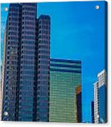 Landmark Buildings Acrylic Print