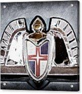 Lincoln Emblem Acrylic Print