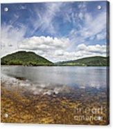 Loch Fine By Inveraray Acrylic Print