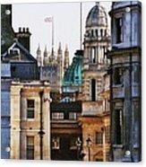 A Vision Of London's Skyline Acrylic Print