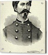 Loreta Janeta Velazquez (1842-1897) Acrylic Print