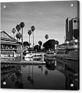 Los Angeles 2007 Acrylic Print