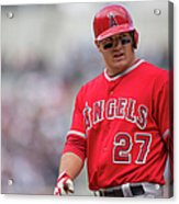 Los Angeles Angels Of Anaheim V New 2 Acrylic Print