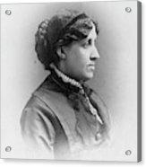 Louisa May Alcott (1832-1888) Acrylic Print