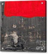 Love And Shadow Abstract Acrylic Print