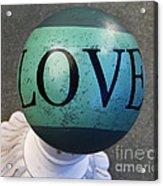 Love Letters Acrylic Print