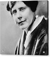 Lucy Burns (1879-1966) Acrylic Print