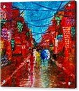 Lungkot Sa Likod Ng Pahiyas Acrylic Print