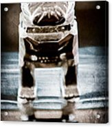 Mack Truck Hood Ornament Acrylic Print