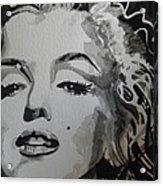 Marilyn Monroe 01 Acrylic Print