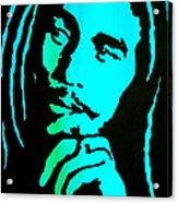 Marley Acrylic Print by Debi Starr
