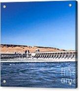 Mcnary Dam Acrylic Print