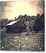 Meadow Of Memories Acrylic Print