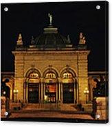 Memorial Hall - Philadelphia Acrylic Print