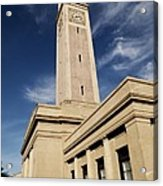 Memorial Tower - Lsu Acrylic Print