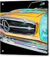 Mercedes Benz Acrylic Print