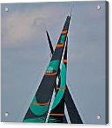 Miami Upwind Acrylic Print