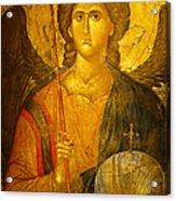 Michael The Archangel Acrylic Print