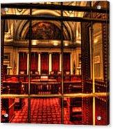 Minnesota Supreme Court Acrylic Print