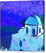 Monastary Acrylic Print