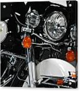 Motorcycle Acrylic Print