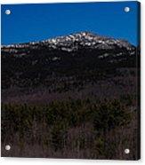 Mount Monadnock Acrylic Print