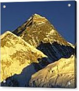Mt Everest Acrylic Print