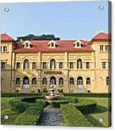 National Library In Nakorn Phanom Thailand Acrylic Print