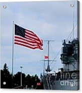 Naval Park And Museum Acrylic Print