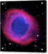 Ngc 7293 The Helix Nebula Acrylic Print
