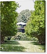 Norfolk Botanical Garden 1 Acrylic Print