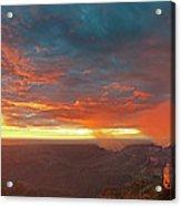 North Rim Grand Canyon National Park Arizona Acrylic Print
