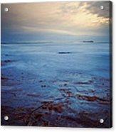 Northumberland Coast Acrylic Print